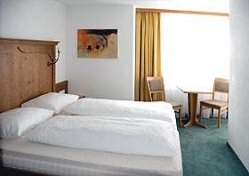 Schlafzimmer Alpenperle Ischgl