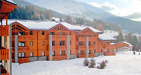Unterkunft: Skiurlaub *** Les Balcons...