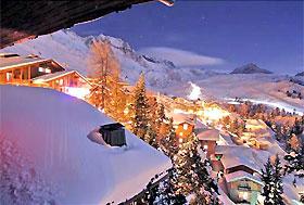 Skiurlaub im Hotel ***Les Balcons Village - Belle Plagne