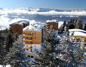 Unterkunft: Skiurlaub Chamrousse: L...