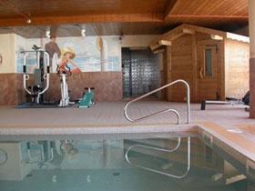 Pool Chalet des Neiges Val Thorens