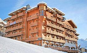 Unterkunft: Skiurlaub im Hotel ***Les...