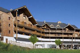 Unterkunft: Skiurlaub Les Terrasses de...