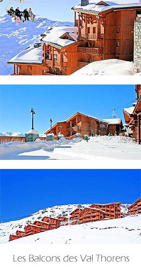 Unterkunft: Skiurlaub Val Thorens:...