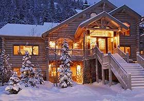 Skisafari in den Rocky Mountains