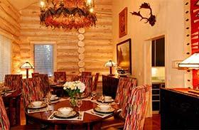 Selbstverpflegung im Little Mountain Lodge