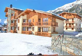 Unterkunft: Skiurlaub ****Les Balcons...