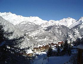 Skiurlaub ****La Turra in Valfréjus