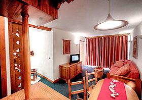 Residenzen Villa Montana in Val Thorens