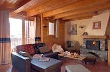 Wohnraum im Komfort Appartement