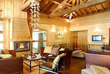 Wohnzimmer im Oxalys