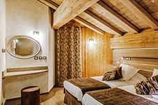 Les Balcons Platinium: Schlafzimmer (Beispiel)