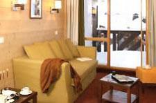 Wohnzimmer Komfortappartement