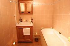 Badezimmer im Komfort Appartement