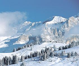 Dolomiten Ski-Safari