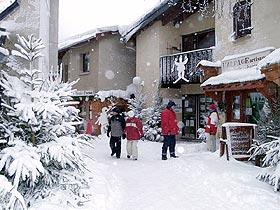 Skiurlaub in La Norma - verschiedene Residenzen