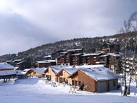 Skiurlaub: Appartements in La Norma