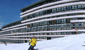 Skiurlaub **** Residence Soleil Vacances Les Menuires