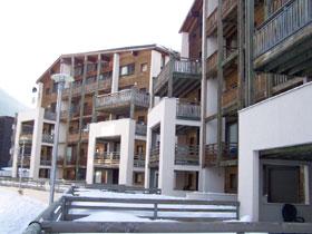 Skiurlaub: Appartements in La Norma