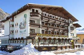 Skiopening in Sölden