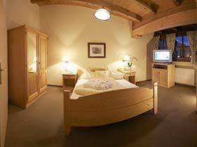 Beispielzimmer im Hotel