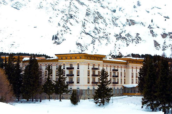 Maloja Palace St. Moritz