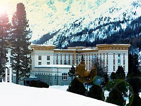 Unterkunft: Sportclub Maloja Palace
