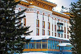Sportclub Maloja Palace