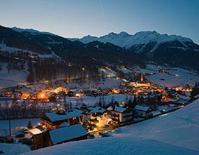Sölden - Skiopening und Skitest