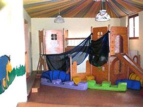 Kinder Spielraum Sportclub Gaschurn