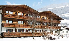 Unterkunft: Sportclub Zillertal