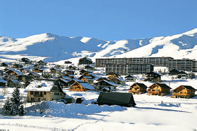 Skiurlaub Les Terrasses de la Toussuire***/ Les Sybelles