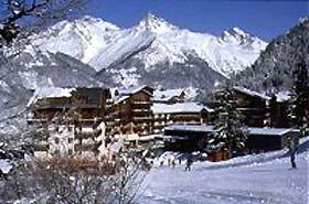 Skiurlaub Les Chalets de la Ramoure *** in Valfréjus