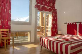 Le Hameau de Valloire: Appartements