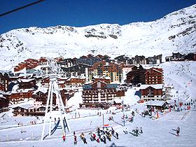 Skiurlaub Val Thorens: ****Les Balcons de Val Thorens