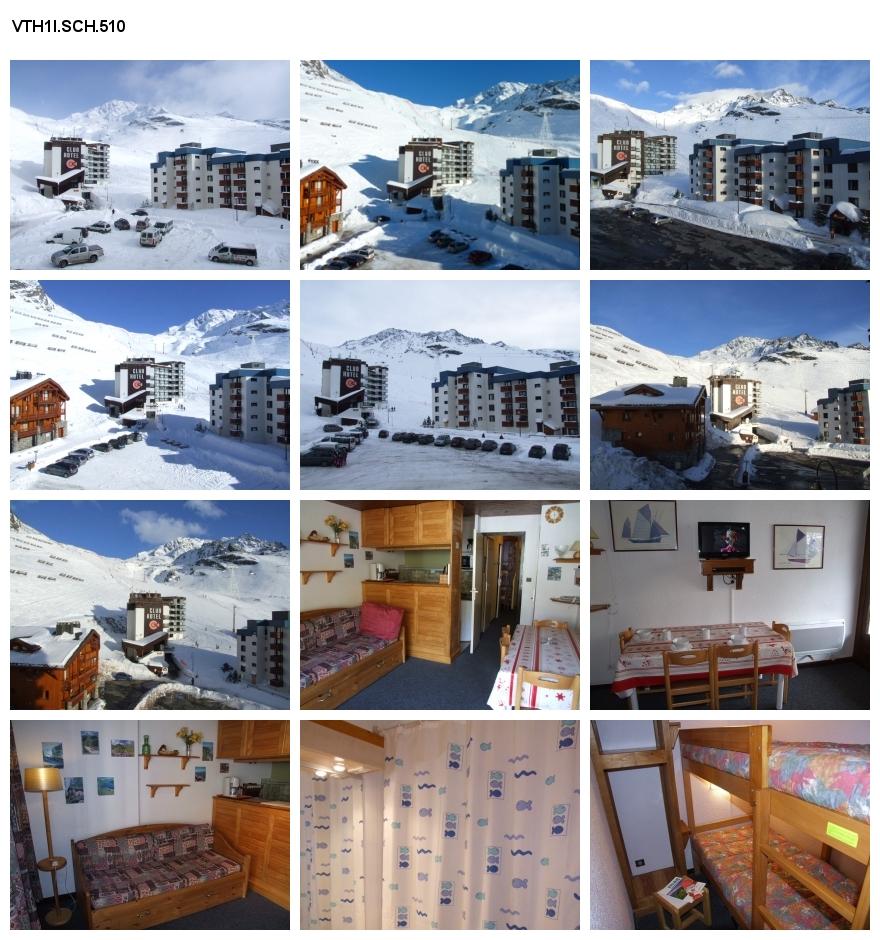 Unterkunft: Ferienwohnung VTH1I.SCH.510