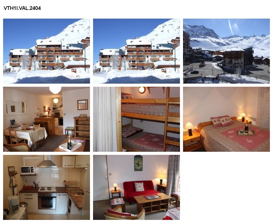 Unterkunft: Ferienwohnung VTH1I.VAL.2404