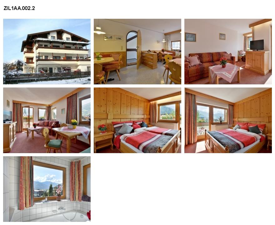 Unterkunft: Ferienwohnung ZIL1AA.002.2