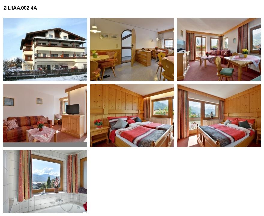 Unterkunft: Ferienwohnung ZIL1AA.002.4A
