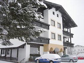 Unterkunft: Appartementhaus Zell am Ziller