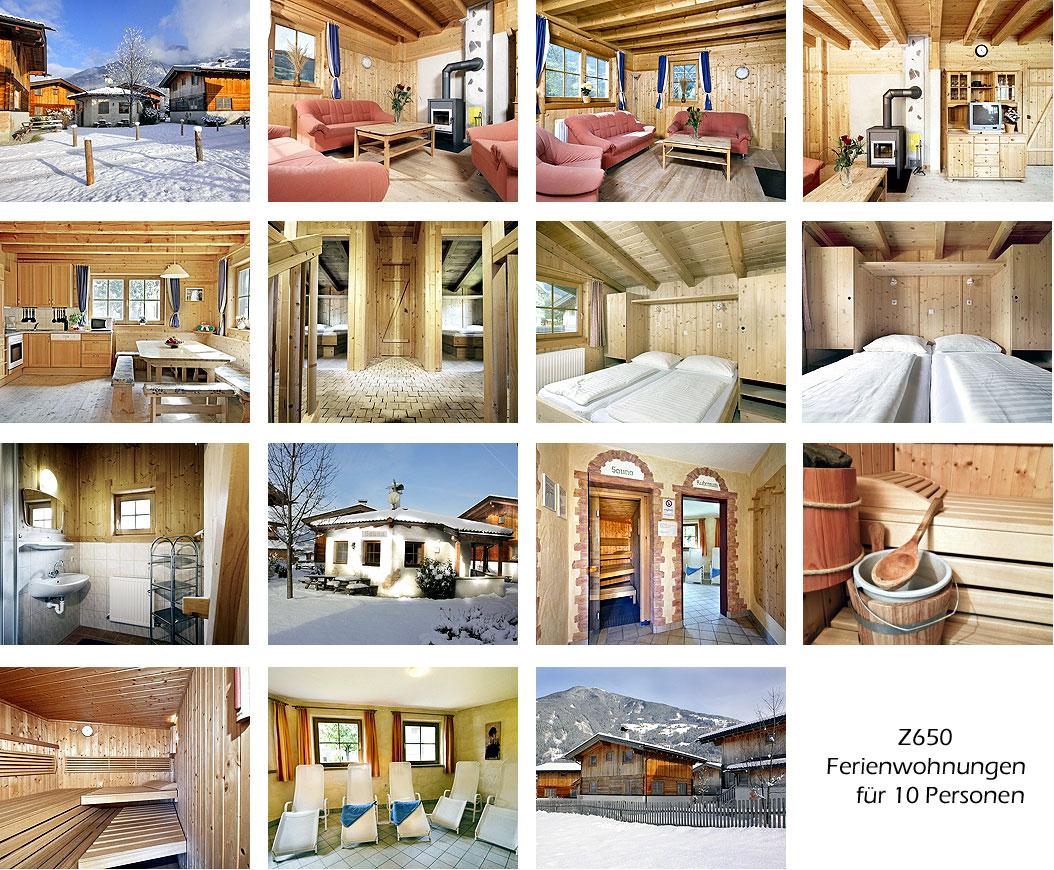 Unterkunft: Ferienhaus Z650.3