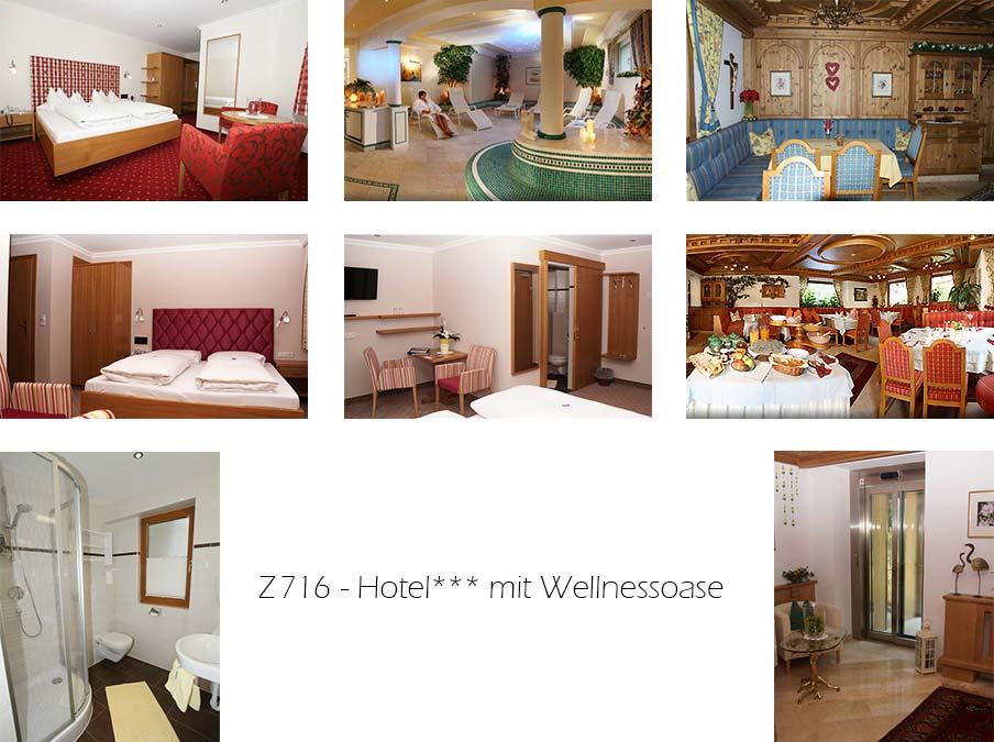 Unterkunft: Hotel*** Z716.1