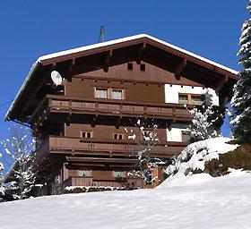Ferienhaus Gletscherhaus Tux