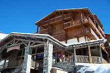 Boarderweek Val Thorens Chalet de Neiges