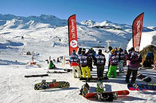 Boarderweek in Val Thorens
